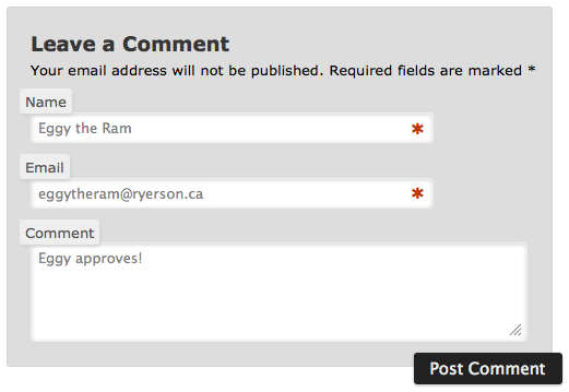 WP Comments Form Edited version 2